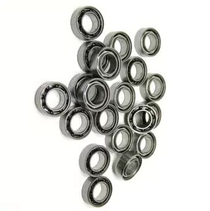 Axk2542 Thrust Needle Roller Bearing 25X42X2 Thrust Bearings Axk 2542